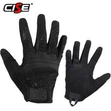 Touch Screen Motorcycle Full Finger Gloves Dexterity Motorbike Motocross Moto Biker Cycling Protective Gear Breathable Glove Men