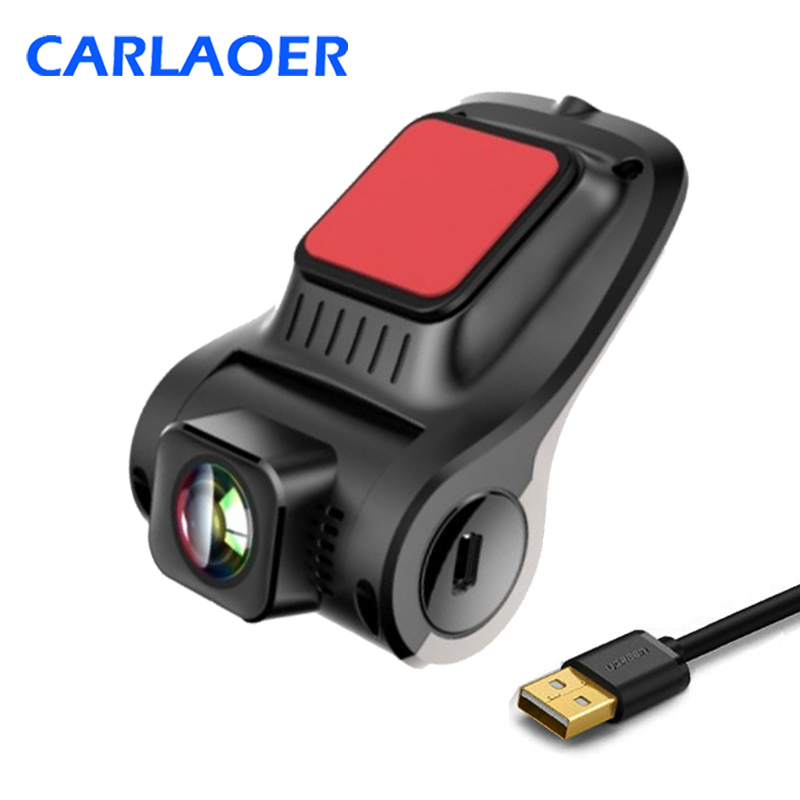 USB Car DVR Cam HD Original Night Vision it Can change memory TF card 8G/16G/32G Camera Car Camera Recorder 130 FOV Camera(China)