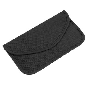 Image 5 - 6 Inch GSM 3G 4G LTE GPS RF RFID Signal Blocking Bag Anti Radiation Signal Shielding Pouch Wallet Case for Cell Phone