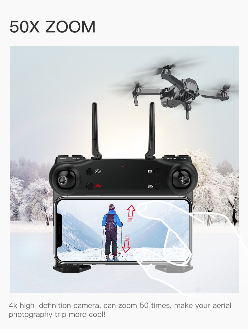 H96301fcc461b47ea96a96543e44bb46fX - Mini SG107 Drone 4k Double Camera HD XT6 WIFI FPV Drone Air Pressure Fixed Height four-axis Aircraft RC Helicopter With Camera