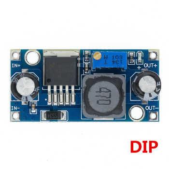 100pcs/lot LM2596S LM2596 LM2596 ADJ DC-DC Step-down module 5V/12V/24V adjustable Voltage regulator 3A