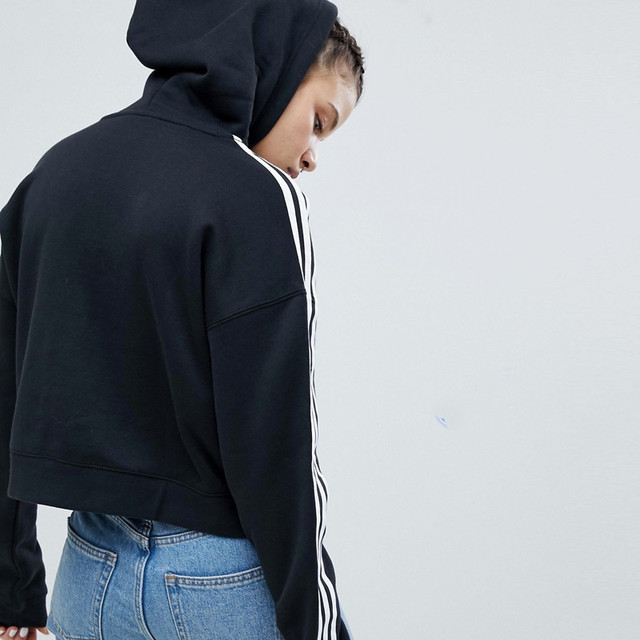 Γυναικεία Βαμβακερή Μπλούζα με Μακρύ μανίκι και Κουκούλα casual Στυλ