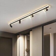 BLACK Acrylic Minimalist Modern Led Pendant Lights For Dining Room Living Room Kitchen Wardrobe Luminaires Hanging Lamp Fixtures