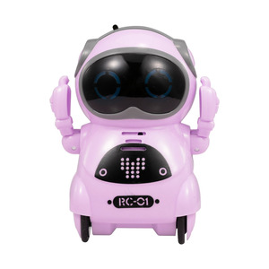 Image 4 - RC Toys for Children 939A Pocket Robot Talking Interactive Dialogue Voice Recognition Record Singing Dancing Telling Story Toy