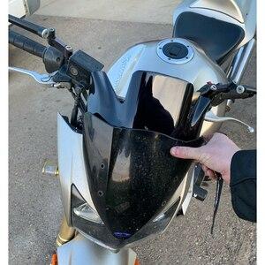 Image 3 - Parabrisas para Kawasaki Z1000 Z 2003 03 04 05 06, deflectores de pantalla de viento para 2004 2005 2006 1000