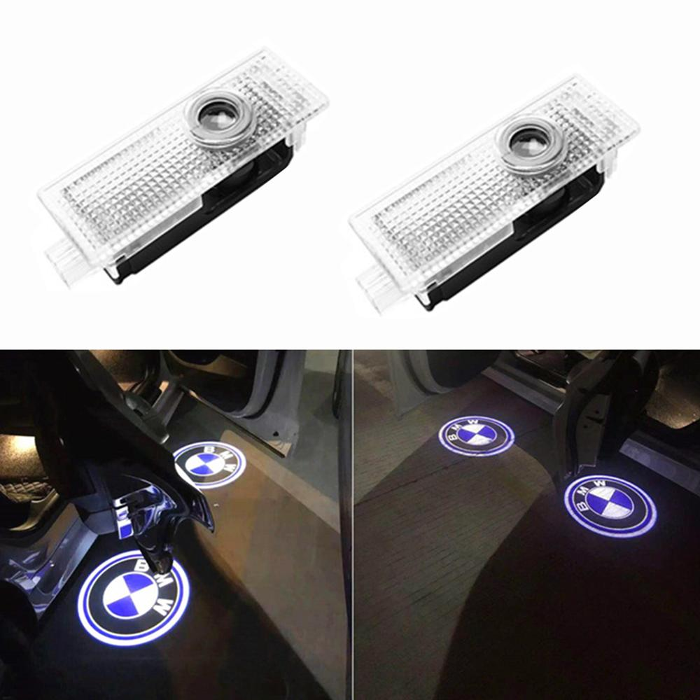 Car Door Lights Projector Courtesy Welcome Logo Light Auto Logo Shadow Projector For BMW Logo Welcome Lights