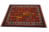 mats kilim Wool Handmade Home For Living Room Geometric Bedroom Turkish Prayer Natural