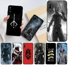 HPCHCJHM Bloodborne Coque Shell Phone Case for Huawei Honor 30 20 10 9 8 8x 8c v30 Lite view pro hpchcjhm caravaggio the soul and the blood phone case cover shell for huawei honor 30 20 10 9 8 8x 8c v30 lite view pro