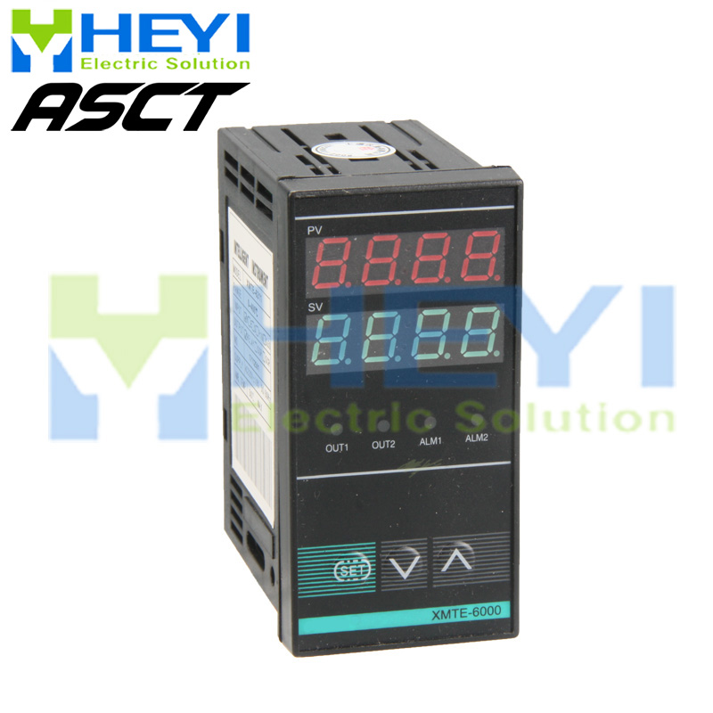 XMTE-6000 Series Temperature Controller Can Add Need Functions New Multi-function Temperature Controller (Please Contact Us)