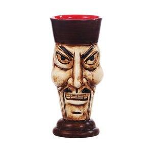 Image 5 - Tiki canecas personalidade havaiano cocktail copo criativo canecas cerâmica copo copo zombie copo cerâmica tazas de ceramica creativas