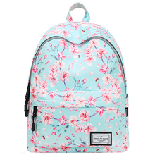 Woman Fashion School Backpack…