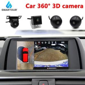 Image 1 - รอบดูDVRรอบที่จอดรถบันทึกความปลอดภัย360องศาBird View Panoramaระบบด้านหน้าซ้ายขวาด้านหลังกล้อง