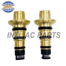 Контрольный клапан для компрессора кондиционера VS16 с тремя отверстиями для VOLVO FOCUS, контрольные клапаны для компрессора кондиционера