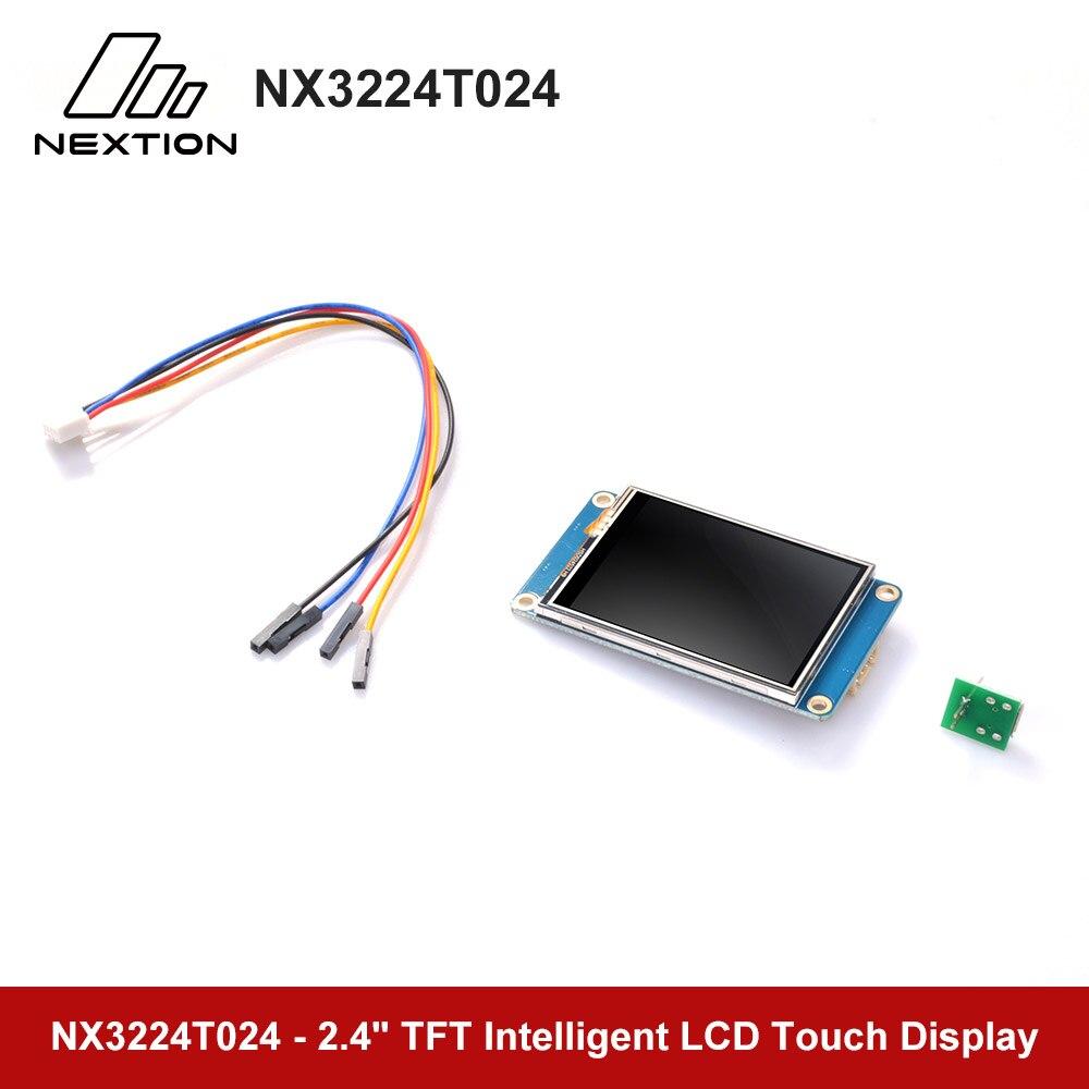 Image 5 - Nextion NX3224T024   2.4 HMI Intelligent LCD Touch Display USART TFT LCD MCU to TTL Module DisplayLED Displays   -