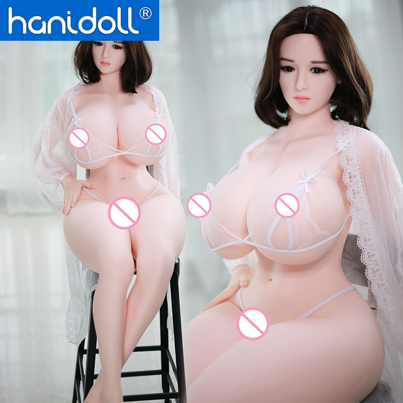 Hanidoll Silicone Sex Dolls 159cm Love Doll Male Real TPE Sex Doll Realistic Lifelike Life Size Adult Big Ass Boobs Toys for Men image