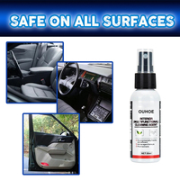 furadeira Car Wash Upholstery Cleaner Car Automotive Interior Dry-Cleaning Seat Foam Dry Cleaning Agent 4