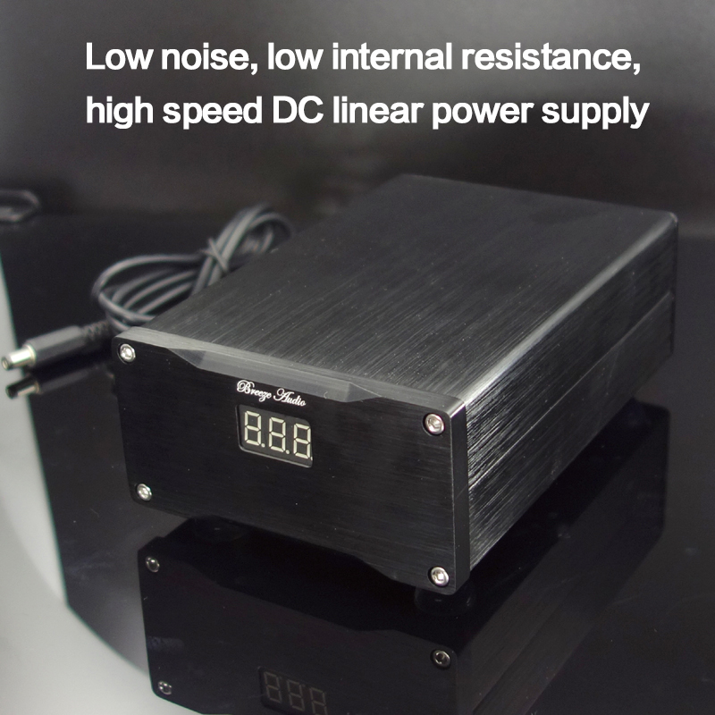 KYYSLB 3.5A 5V 7.5V 9V 12V 16V 24V Etc Dual Output Low Noise Amplifier Power DC Linear Regulated Power Supply SUPER