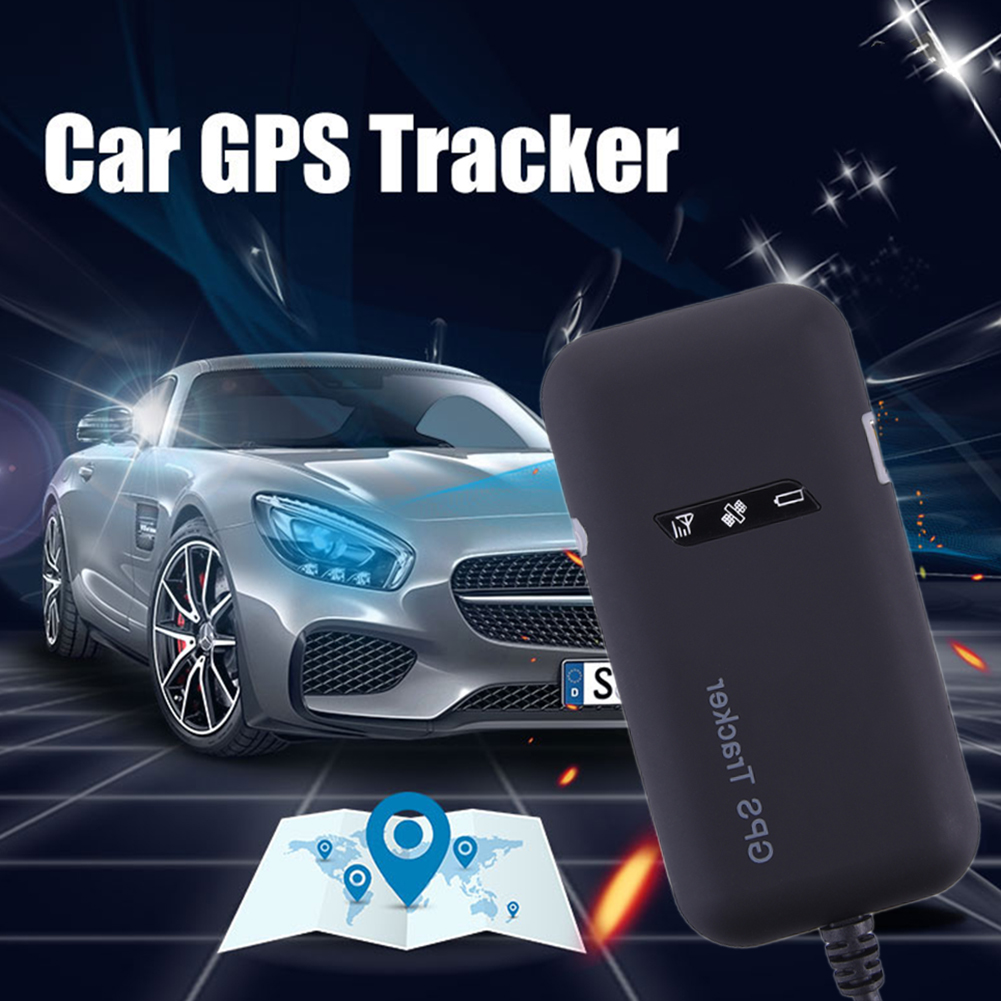 Mini <font><b>GPS</b></font> Car Tracker <font><b>GT02A</b></font> GSM <font><b>GPS</b></font> Tracker Google Maps Real-time Tracking Car Locator Motocycle Car Tracker Real-time Tracking image