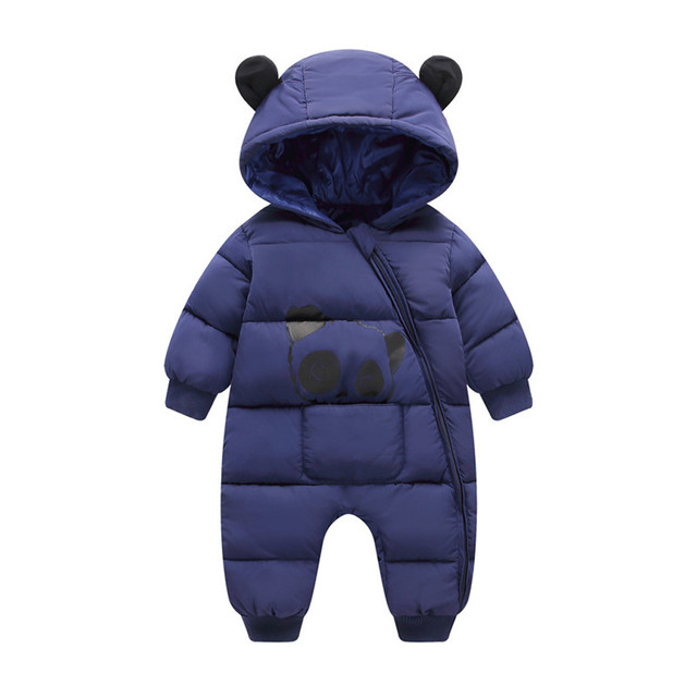 Infant Baby Clothes Winter...