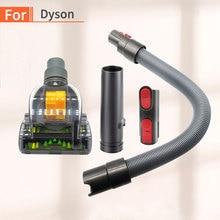 Akcesoria do odkurzaczy do odkurzacz DYSON V6 V7 V8 V9 DC24 DC33 DC35 DC39 DC44 DC58 DC59 DC62 gospodarstwa domowego handheld