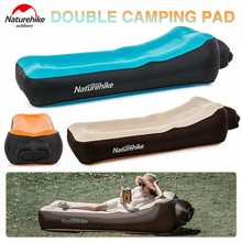 Ultralight lazy Sofa Camping Mat Double Layer Thicken Portable Lazy Inflatable Air Cushion