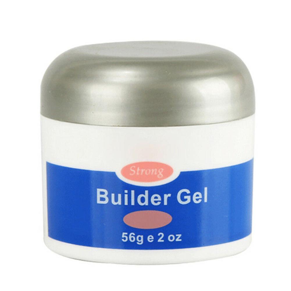 New Soak Off Strong UV Builder Gel Extension Uv Lamp Make Up Manicure Nail Art Comestic Uv Led Nail Gel Polish Varnish Nail Tool