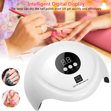 36W UV LED Gel Nail Dryer Cure Manicure Machine  Specially Designed for Art New and High Quality USB White Lamp
