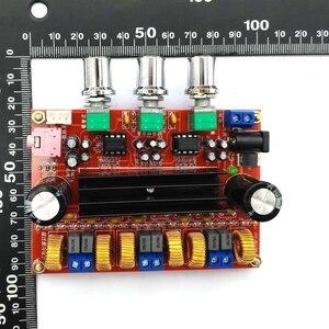 Image 4 - Placa amplificadora Digital para Subwoofer, TPA3116D2 50Wx2 + 100W, 2,1 canales, 12V 24V, Powe