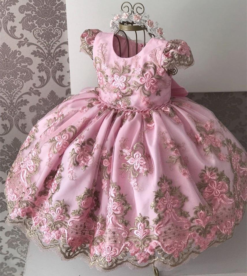 Платье для девочек; элегантное Новогоднее детское праздничное платье принцессы; свадебное платье; Детские платья для девочек; платье для дня рождения; Vestido; одежда - Цвет: Style 6