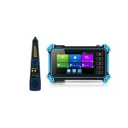 Newest 5 Inch IP HD CCTV Camera Tester Monitor AHD CVBS CVI TVI SDI 8MP Camera Tester VGA Input WIFI POE PTZ