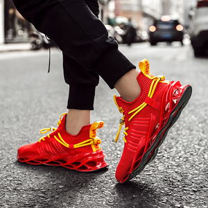 Image 5 - tenis masculino Zapatillas de deporte de lujo para hombre, zapatos informales de entrenamiento, mocasines de moda, zapatillas de correr para hombre