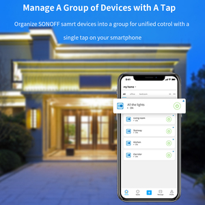 Image 3 - 2/3/5/6/8/10/15/20 PCS SONOFF Wifiพื้นฐานสวิทช์DIY 10Aรีโมทคอนโทรลไร้สายสวิทช์220V Wifiจับเวลาสมาร์ทGoogle Alexa