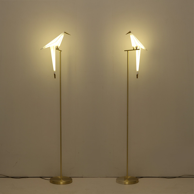 Bird Perch Floor Lamp 5