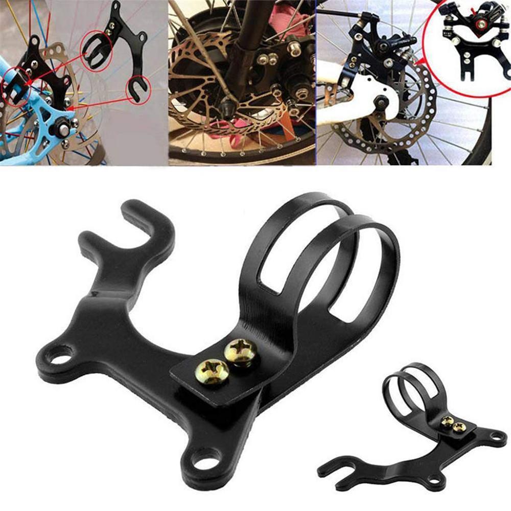 1PCS Mountain Bike Disc Brake Converter V-Brake Rack Bicycle Frame Brake Adapter