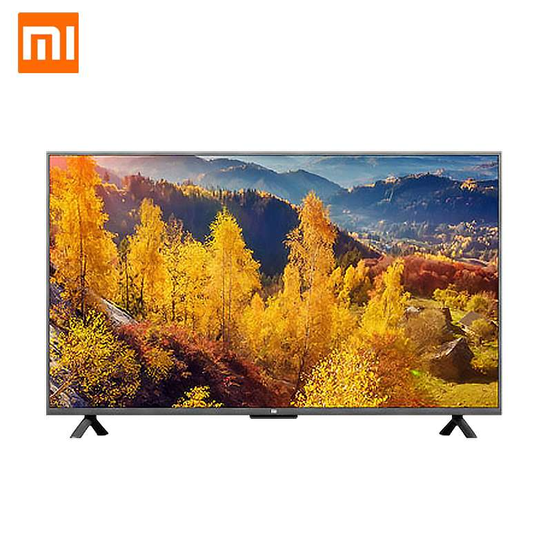 <font><b>Xiaomi</b></font> Mi TV 4S <font><b>4K</b></font> Smart TV <font><b>55</b></font> Inch DTS- HD Android 2GB 8GB HDR bluetooth WIFI Television Chinese Version IR Voice Control image