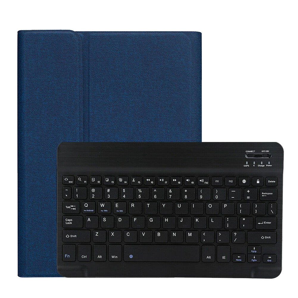 iPad Detachable Keyboard-Stand Generation For with Funda-Case Cover Pen-Slot Bluetooth