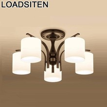 Lustre Industrial Decor Plafonnier Moderne For Lighting Candeeiro Teto Lampara De Techo Living Room Plafondlamp Ceiling Light