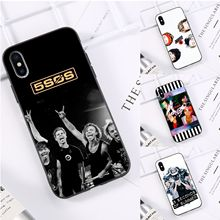 5SOS 5 seconds of summer DIY Painted Beautiful Phone Case for iPhone 11 pro XS MAX 8 7 6 6S Plus X 5 5S SE XR casese 2020 5 seconds of summer 5 seconds of summer youngblood