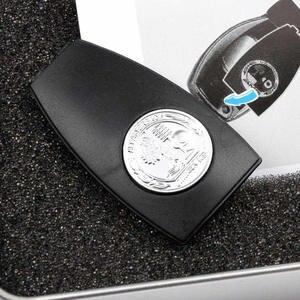 Back-Cover W218 W204 W166 W212 W221 Mercedes-Benz Brand Remote-Control Metal AMG Key