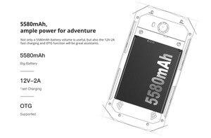 Image 4 - DOOGEE S60 Lite IP68 ทนทานไร้สายชาร์จ 4GB 32GB 5580MAh 12V2A Quick Charge Octa Core 5.2 FHD 16MPกล้องสมาร์ทโฟน