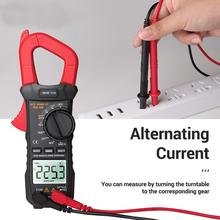 ANENG ST209 Digital Multimeter Clamp Meter 6000 counts True RMS Amp DC/AC Current Clamp tester Meters voltmeter 400v Auto Range yh335 6000 counts auto range ac clamp meter