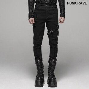 Punk rock Metal chain Personal