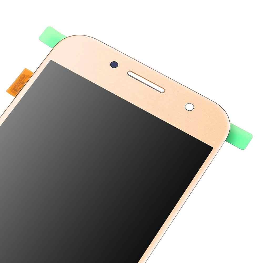4.7 Inch Dành Cho Samsung Galaxy Samsung Galaxy A3 2017 A320 SM-A320M A320F A320Y Màn Hình Hiển Thị LCD Và Bộ Số Hóa Cảm Ứng Thay Thế Linh Kiện