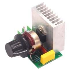 AC220V 2000 Вт электронный импортный тиристорный высокой мощности Реостат регулятор контроль скорости регуляторы температуры