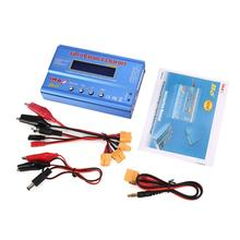 Original iMAX B6 80W 6A Lipo NiMh Li-ion Ni-Cd RC Battery Balance Charger 10W 2A Discharger with 15V/6A AC/DC Adapter RC Parts(China)