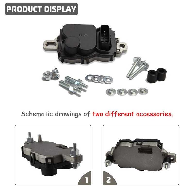 2005-2011 Lincoln 590-001 Fuel Pump Driver Module For 2004-2011 Ford 2005-2011 Mazda 2005-2011 Mercury Models Part# 4C2A-9D372-BA