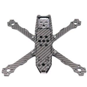 Image 5 - TCMMRC 5 дюймов FPV Дрон рама Мстители 215 колесная база 215 мм 4 мм рука углеродное волокно для гоночного FPV дрона рама комплект