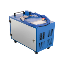 Cheap Hot sell 500W handheld fiber continuous laser welding machine for metal steel