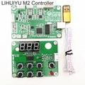 LIHUIYU M2 Nano лазерный контроллер материнская основная плата + панель управления + ключ B система гравер Резак DIY 3020 3040 K40 гравировка