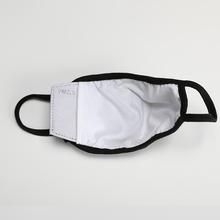 Pm2.5 Adult Cotton Mask Dustproof And Smog Activated Carbon Filter Windproof Mask Protection Reusable Black Mask